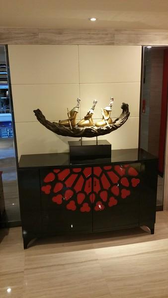 Century Legend Yangtze River Boat May 2015